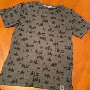 Free planet boys size 10/12 shirt